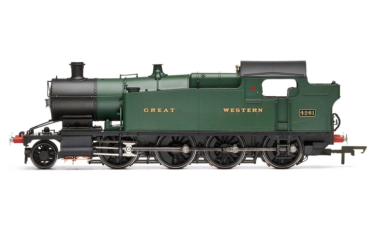 Hornby R3332 GWR 4261 2-8-0T Tank Engine Locomotive Train OO Gauge DCC ...