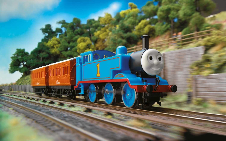 Hornby Thomas & Friends - Thomas the Tank Engine train set