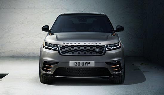Range Rover Velar joins UK's best-selling luxury model line-up