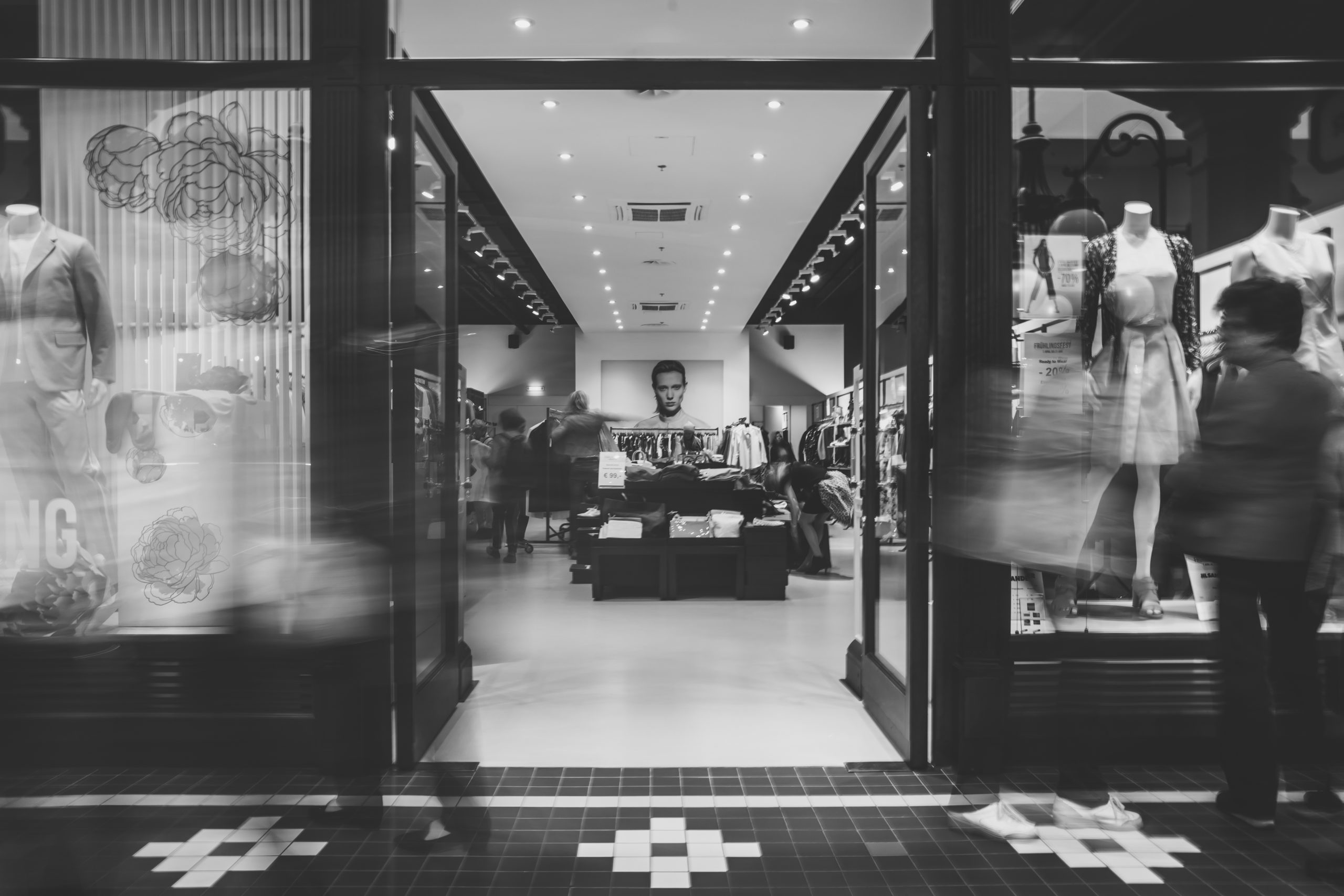 Shop front - have you considered selling online in the new normal?