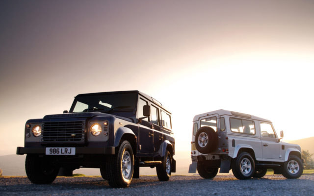The Land Rover Defender revival story that won't go away