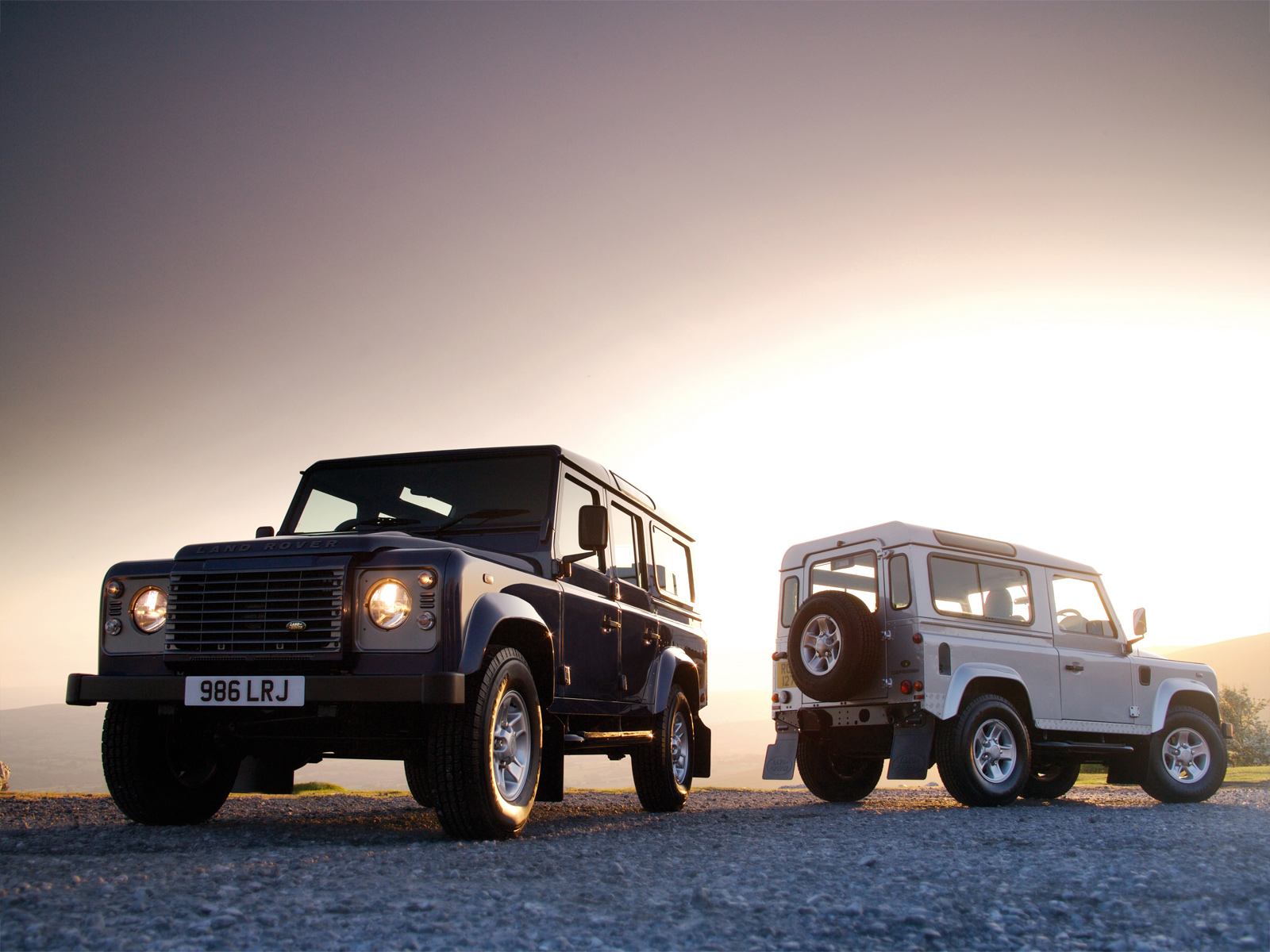 The original Land Rover Defender - credit: JLR